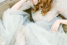 Something Blue-Wedding Dresses