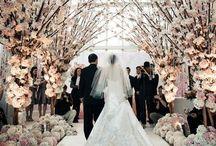 Ultimate winter wonderland wedding / Winter wonderland wedding theme