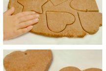 Craft :- Salt dough