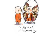 Craft:- Butterflies