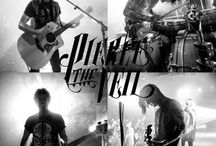 Pierce The Veil / You tell me think about it, well I did Now I don't wanna feel a thing anymore I'm tired of begging for the things that I want I'm oversleeping like a dog on the floor