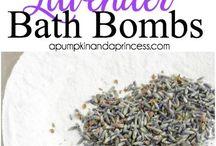 Craft:- Bath Bombs