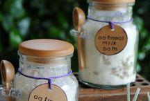Craft:- Bath Salts/Milk