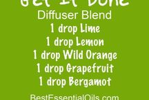 Health:- Diffusers Blends