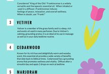 Health:- Essential oils