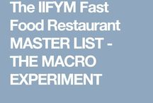 IIFYM Tips / Tips and tricks for tracking macros, sprinkled with IIFYM memes.