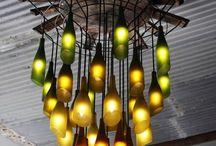 Lichtdesign / Kreative Lichtideen für Decke, Wand und Tisch