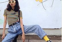 Art hoe / Outfit ideas, Art Mood , yellow , Gogh and more