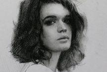 Portraits / practical arrangements
