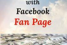 Fan Page Money / Facebook fan page is another free traffic for your business and don't miss this traffic source...