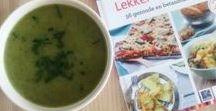 De Slanke Sloeber slobbert Soep / Lekkere en gezonde soeprecepten, die niet te veel kosten.