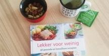 De Slanke Sloeber leest / Boekrecensies van De Slanke Sloeber - van kookboek tot dieetplan