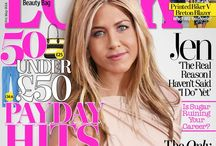 Jennifer Aniston Magazine Covers ❤️