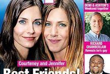 Jennifer Aniston and Courtney Cox BFF ❤️