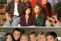 F.R.I.E.N.D.S Then vs Now ❤️