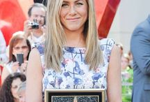 Jen Aniston walk of fame star ❤️