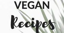 Vegan Recipes / Amazing vegan recipes to make at home.