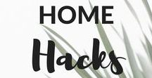 Home Hacks / Home hacks and tricks to organise your house!