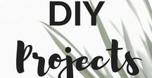 DIY Projects / DIY projects for the home.