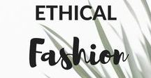 Ethical Fashion / Women's fashion from the world's ethical brands.