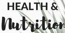 Health & Nutrition / Health and nutrition hacks. Sharing the secrets of a healthy lifestyle.