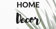Home Decor / Help with home decoration.