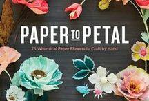 Paper Flower Resources