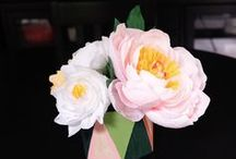 Paper Rose Co.   2016 Collections / Collection of 15 paper flower arrangements—completely ready to gift!