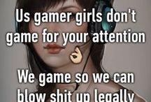badass gamer/ anime lover / if u a true gamer u luv tats
