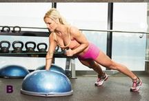 i workout / by Jessica Brake