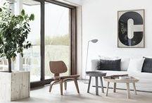 03 || THE DESIGNER / design | edgy | industrial Een interieur dat net even anders is dan anders. Door het kleurgebruik, het lef en de design items. De basis is stoer maar sober, de bewoner is eigenzinnig, apart, en houd van een ruimtelijk gevoel
