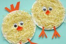 kids crafts/teaching ideas / by Abbey Johanneck