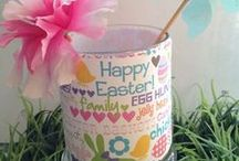 Easter Celebration / All about the bunny! Fun Easter crafts and activities, DIY decor to complete your spring decorating, wreaths and egg design tips, DIY basket gift inspirations, party ideas for the kids, recipes for your special meal and follow with delicious desserts. Making your holiday memorable for the whole family!