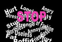 Stop bullying / Get the support you need to help stop bullying! Everything you need to know including cyberbullying, prevention, activities and lessons for your children, empowering quotes. Build your kids' self esteem and show them how to stand up for themselves and others. Learn more at www.ourfamilyworld.com/bullying-and-cyberbullying/