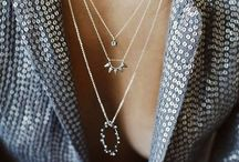 Accessorize / Scarves, bags, shoes, jewelry.  Anything to spice up a drab outfit! / by Lauren