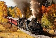 Trains / by Thomas Hall