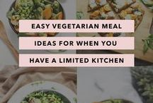 Vegetarian Recipes / Healthy, delicious vegetarian recipes for your inspiration  You'll find: Vegetarian recipes for dinner Vegetarian recipes that are easy Vegetarian recipes for kids Vegetarian recipes for breakfast Vegetarian recipes on the go