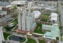 Church:    Temple Square / by Thomas Hall