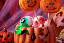 Halloween / Celebrate Halloween in style! Spooky DIY decor ideas, ghostly crafts and activities kids will love, homemade costume ideas (even some easy ones for last minute ideas!), yummy and delicious scary treats and desserts, pumpkin carving tips and design ideas to complete your spooky holiday!