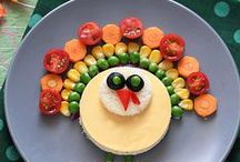 Thanksgiving / Be Inspired! The best pins for getting you ready for Thanksgiving! Find recipes to wow (even healthy ones too!), tips for cooking the turkey, making use of your slow cooker, delicious side dishes, gravy and sauce ideas and yummy desserts. Don't forget to decorate your table with these DIY centerpiece ideas! Try these crafts to keep the kids busy while you cook and printables to keep you organized and on budget!