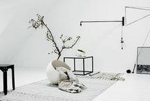 SCANDINAVIAN FEELING / interior inspiration from scandinavia / by villa d'Esta