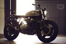 Vintage Motorcycles  / by Chris Walker