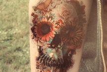 Tattoos and Piercings / by Gabs