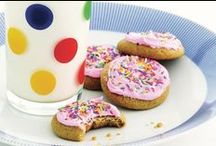 Recipes ~ Cookies and Biscuits