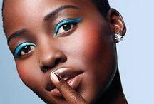 MAKEUP: Eye Makeup / Pretty eye designs and edgy eye makeup.