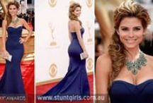 The 65th Emmy Awards Red Carpet 2013
