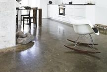 VILLA d'ESTA    FLOORS / The most important decision for your home: the floor