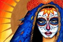 MARY OF GUADALUPE-INSPIRATION / by Shannon Spears