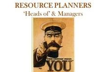 Resource Planning, Resourcing & Workforce Management (WFM) / Focussed on Resource Management, Resource Planning, Forecasting, Scheduling and Real-Time activities across contact centres as well as non contact centre manpower planning environments.  WFM technology, Resourcing new and resource planning tips and articles.
