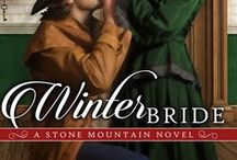 WINTER BRIDE / Kendra Murdoch must protect her nephew and nieces from their murderer father. She is independent and resists the attention of Sheriff Butch Parrish. But how long can she guard her charges alone? sweet,  Victorian, Western Historical Series, Texas